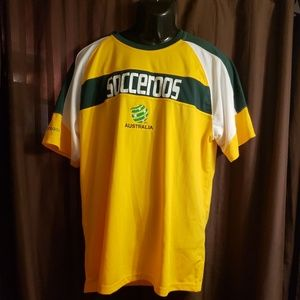 Socceroos official licensed product Australia